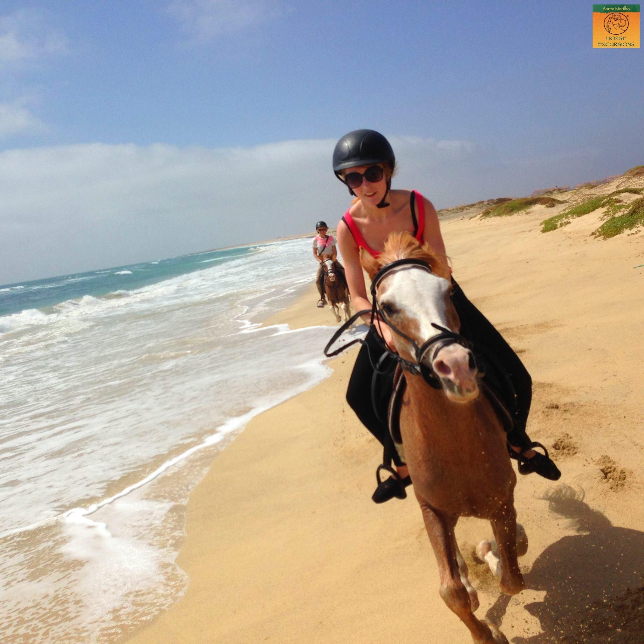 Riding at Kite Beach