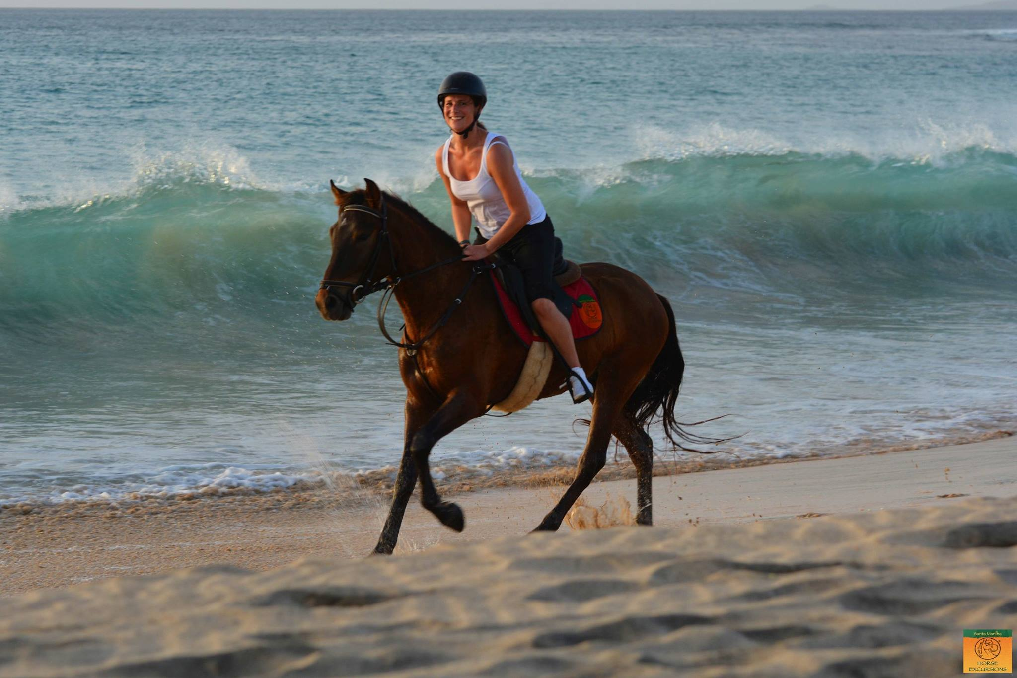 Horse riding Cape Verde Sal Island