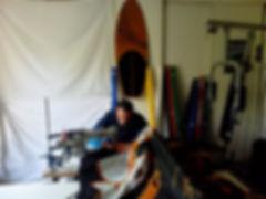 Rép Kite réparation d'ailes de Kitesurf Hérault, Montpellier