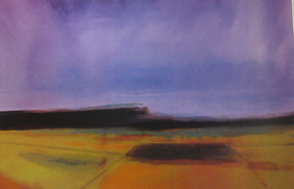 """Looking South No. 1, 20""""x30"""""""