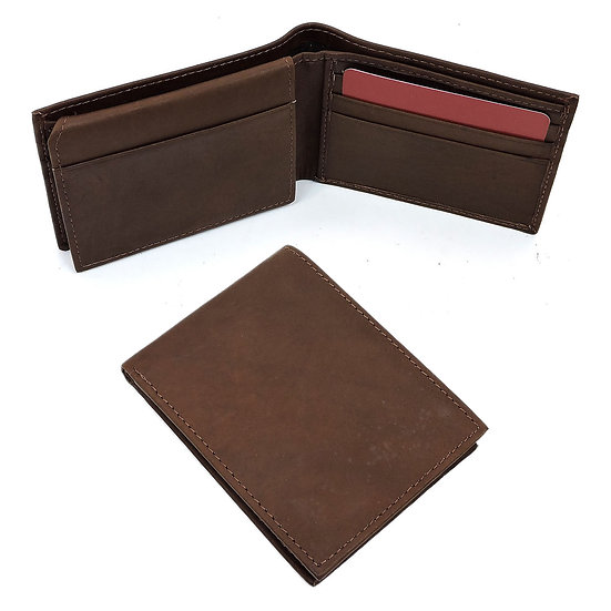 Men's Flip Over Wallet