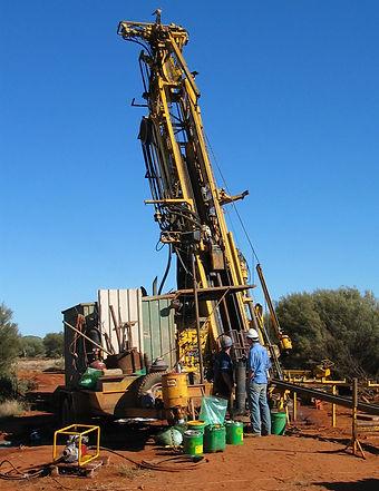 Mining Services - Diamond Drill Rig