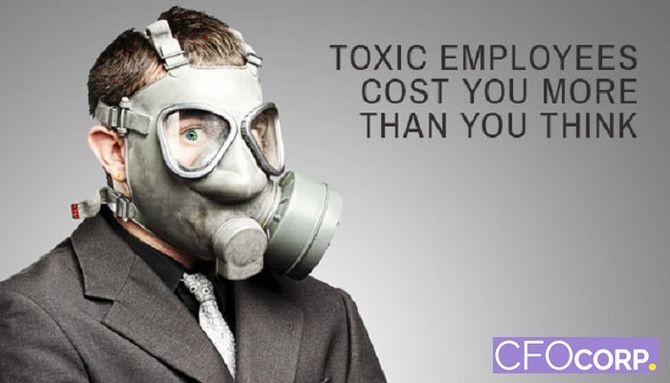 8 Toxic Employees who will ruin your business.
