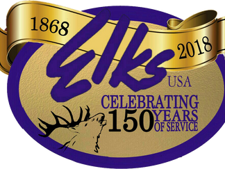 Elks are Celebrating 150th Anniversary