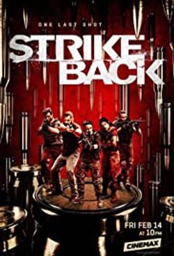 Strike Back (2013-2016) Movie Poster