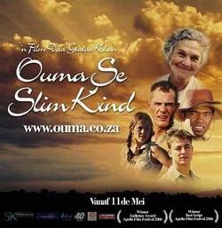 Ouma sé Slim Kind (2007) Movie Poster