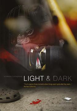 Dark and Light (2012) Norman Catherine CV Poster