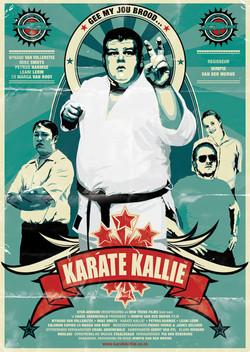 Karate Kallie (2009) Movie Poster