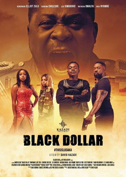 Black Dollar (2020) Movie Poster