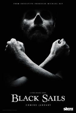 Black Sails (2014-2016) Movie Poster