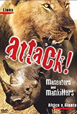 Attack_Maneaters Poster_(2000-2003) Discovery Channel