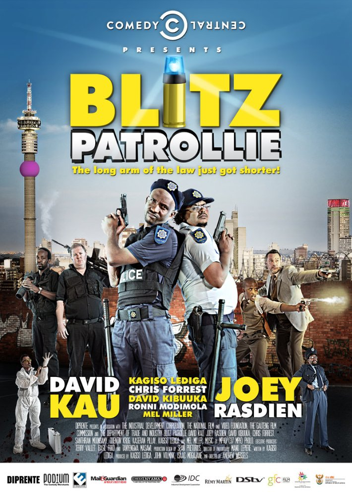 Blitz Patrollie IMDB