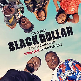 Black Dollar Movie Poster 2