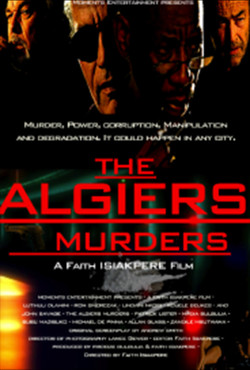 The Algiers Murders (2013) Movie Poster