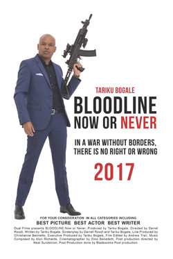 Bloodline-Now or Never (2017) Movie Post