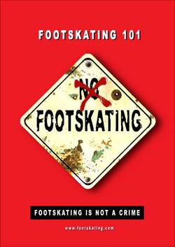Footskating 101(2007) Movie Poster