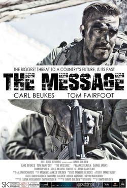 The Message (2014) TV Pilot Poster