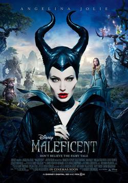 Maleficent (2014) Movie Poster