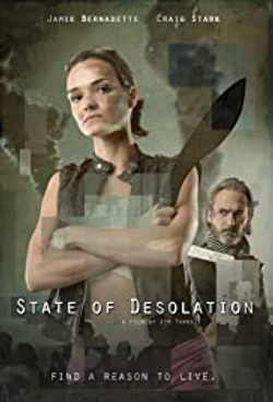 State of Desolation (2021) Movie Poster.
