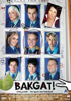 Bakgat (2008) Movie Poster