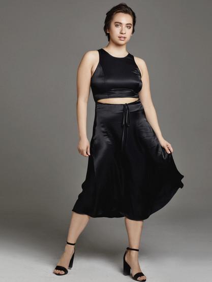 The Meagan Rose New York Curve Model Photographer: Lena Melnik