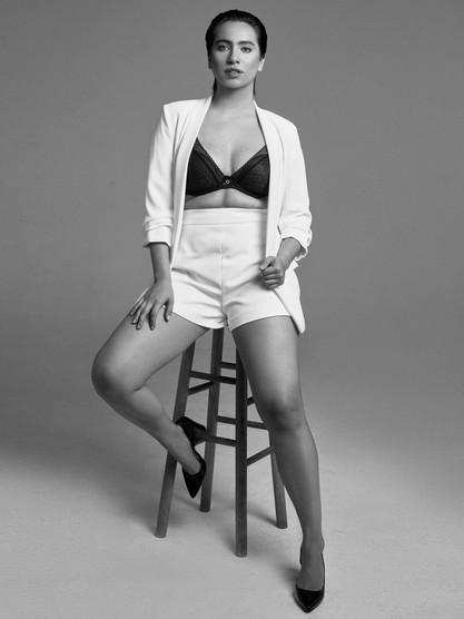 Model: themeaganrose, Meagan Rose a Curve Model in New York Photographer: Lena Melnik