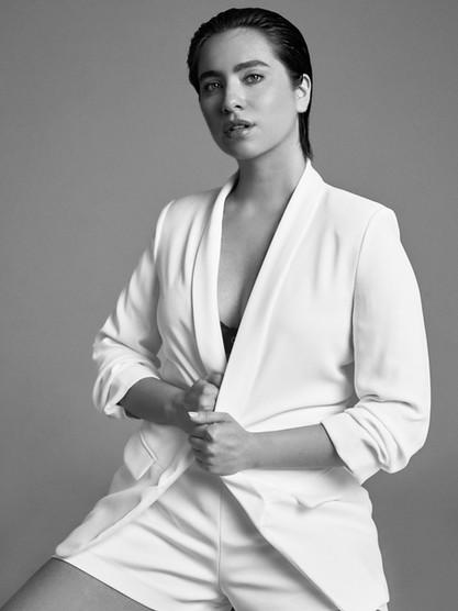 Model: themeaganrose, Meagan Rose, Curve Model, New York Photographer: Lena Melnik