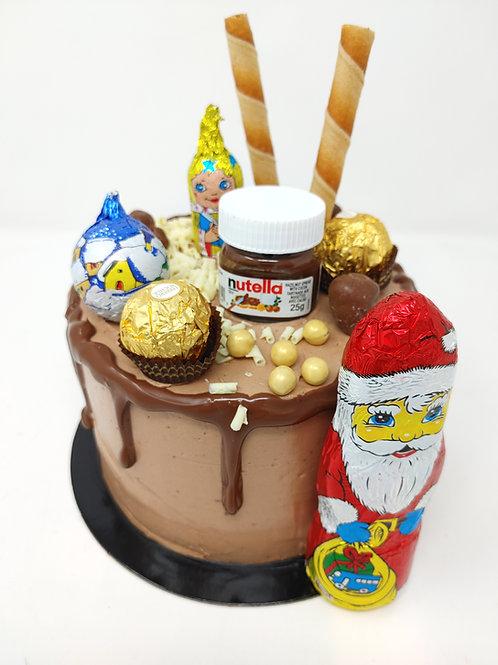 Nutella Chocolate Overload