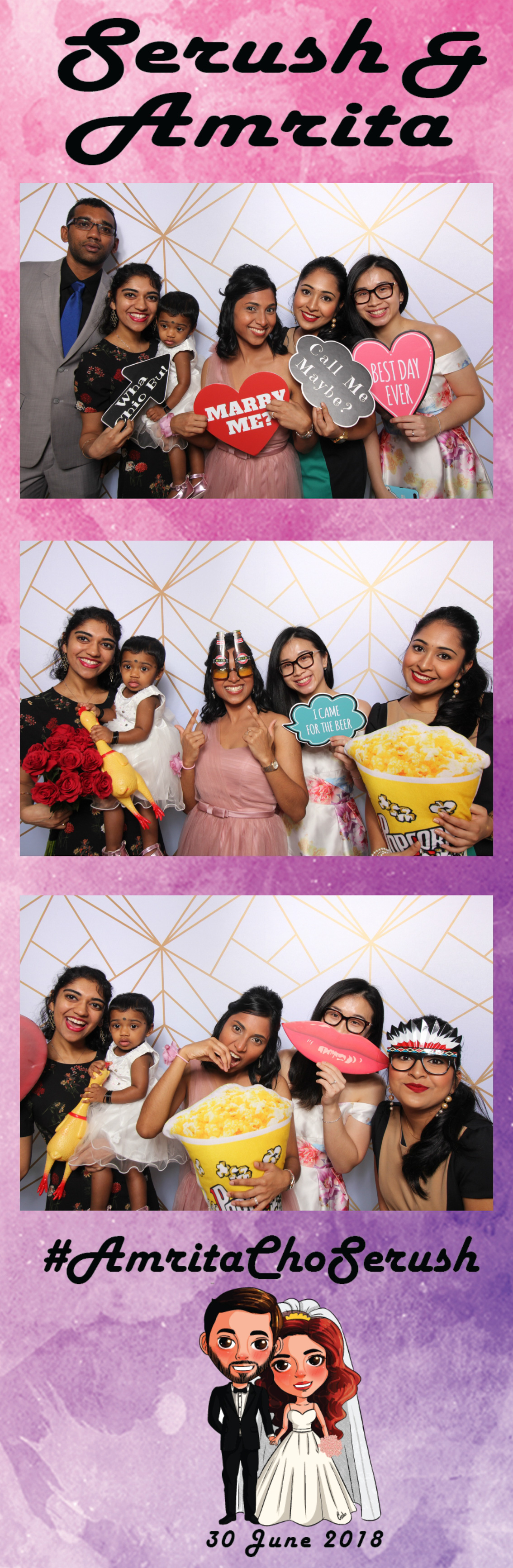 whoots photo booth singapore wedding (22