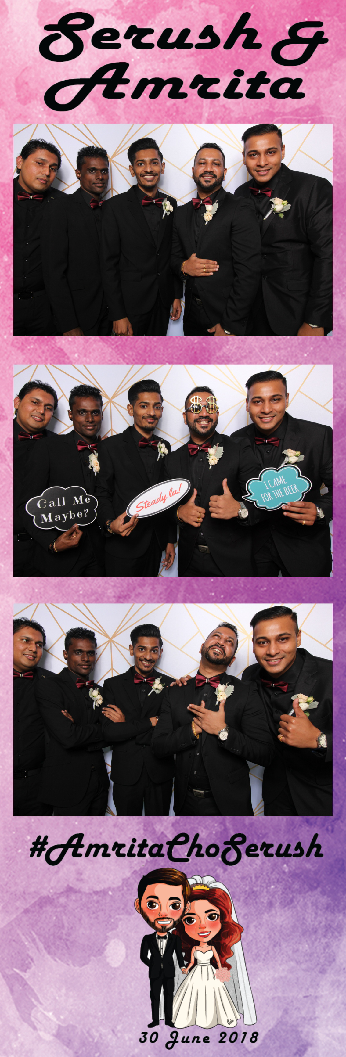 whoots photo booth singapore wedding (20