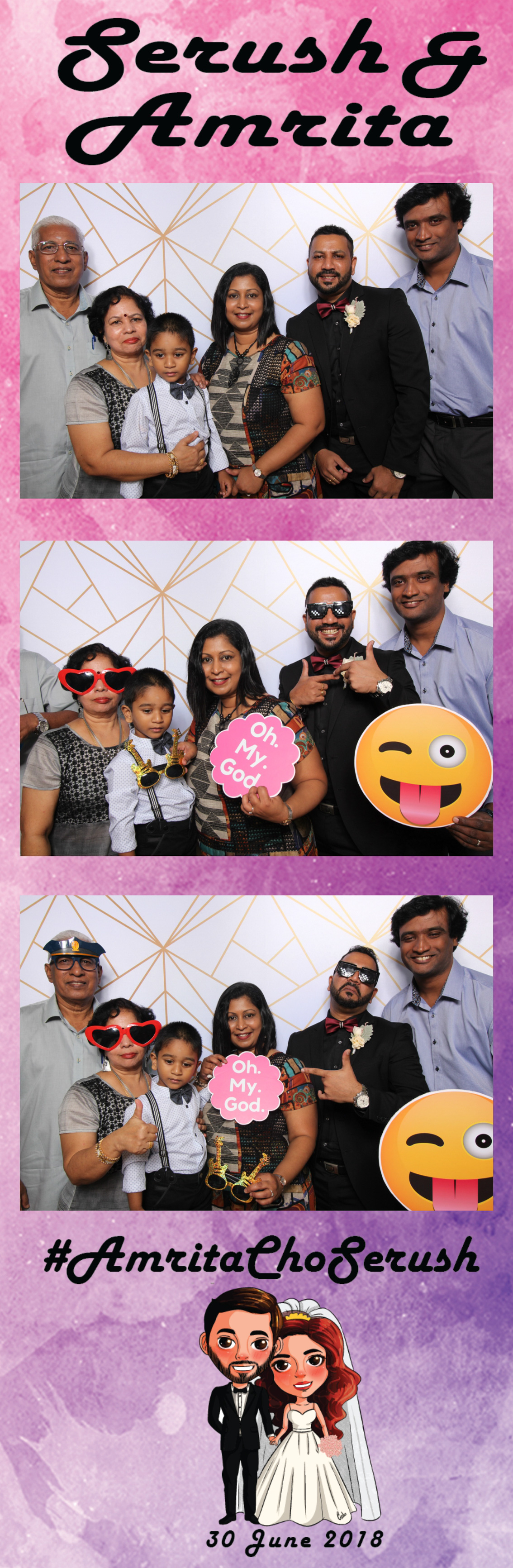 whoots photo booth singapore wedding (4