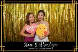Ken Sherlyn wedding photo booth (13)