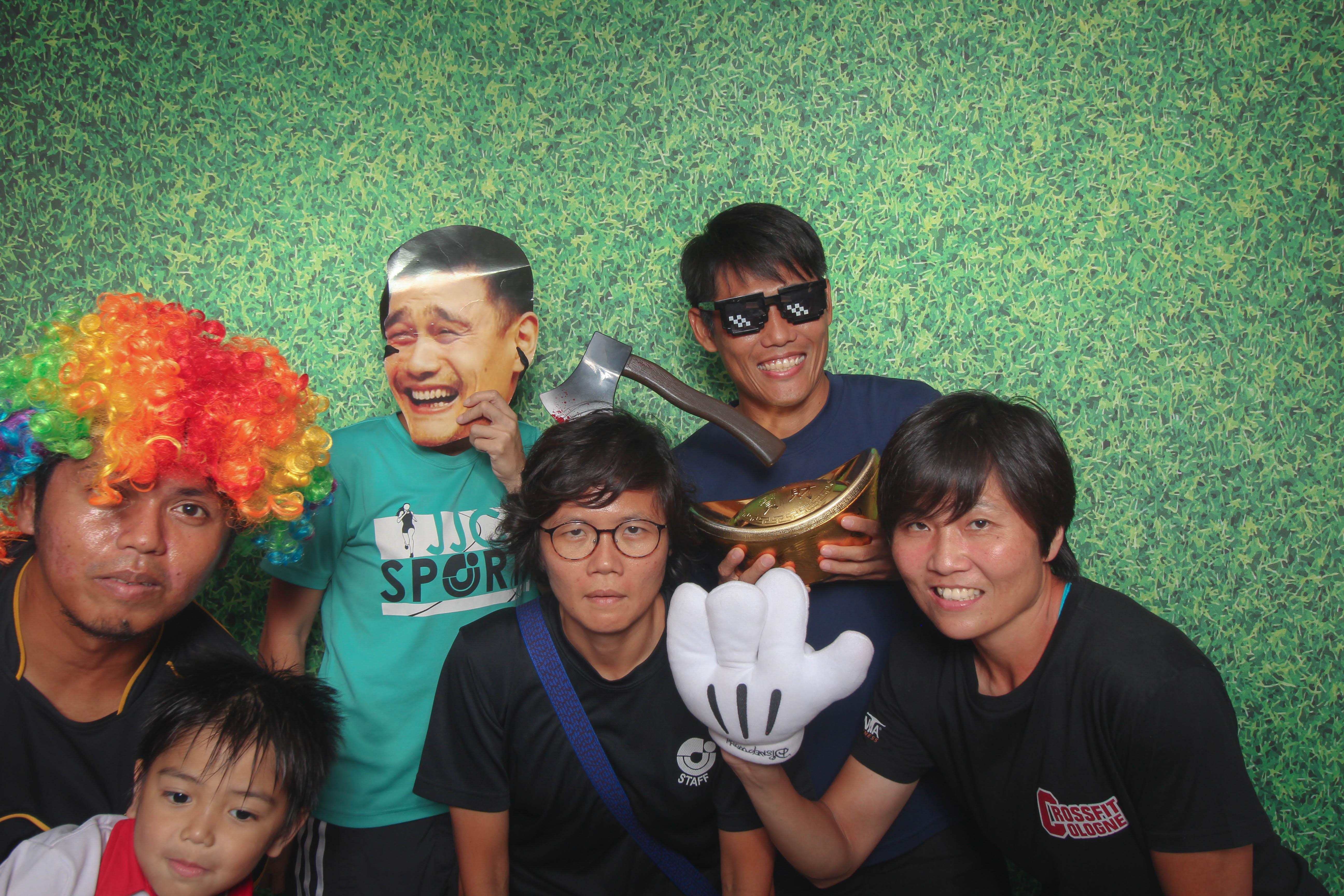 Photo Booth Sg 2505(120)