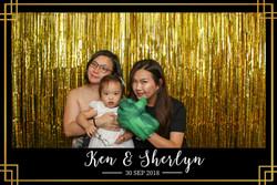 Ken Sherlyn wedding photo booth (16)
