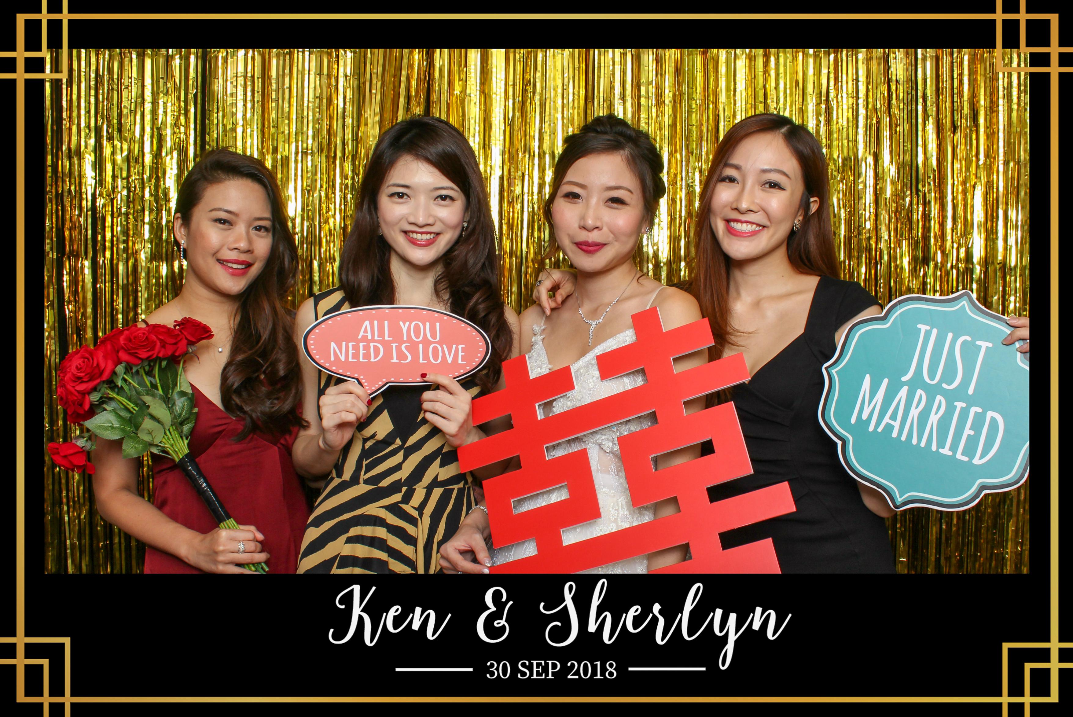 Ken Sherlyn wedding photo booth (10)