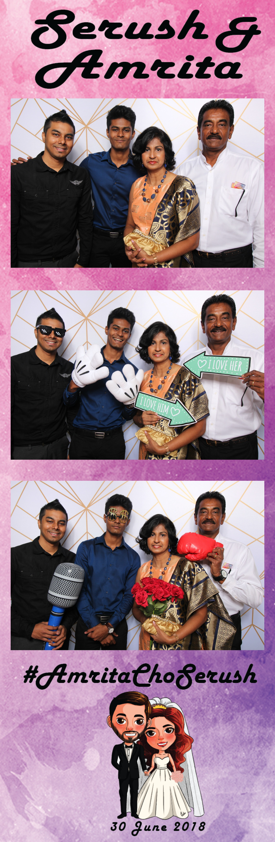 whoots photo booth singapore wedding (3