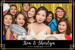 Ken Sherlyn wedding photo booth (5)