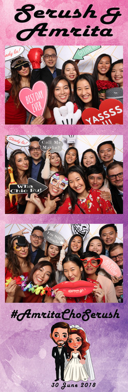 whoots photo booth singapore wedding (11