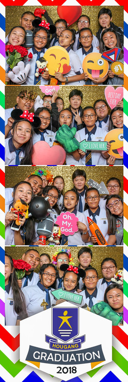 Photo booth singapore hougang secondary