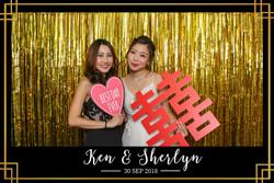 Ken Sherlyn wedding photo booth (12)