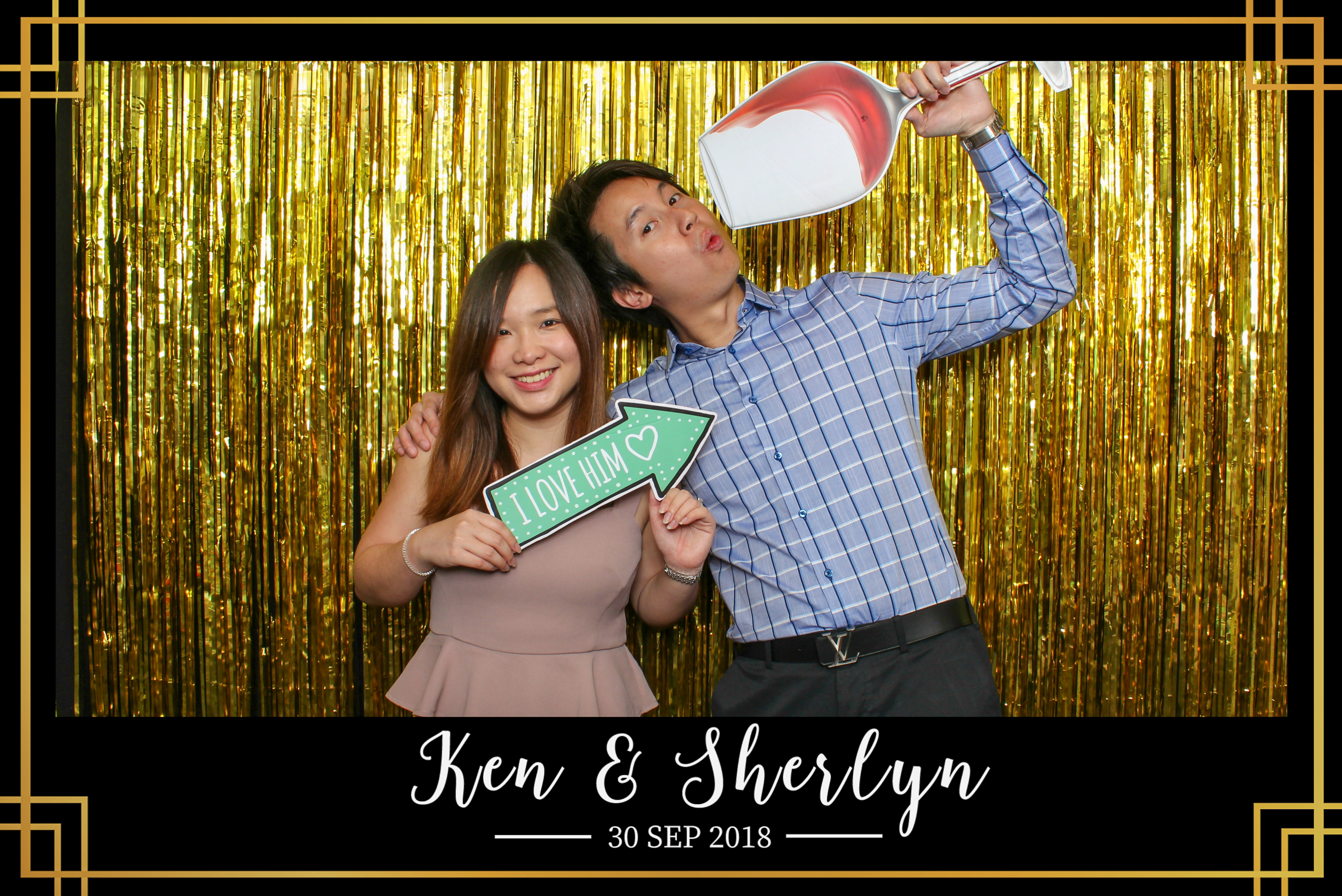 Ken Sherlyn wedding photo booth (21)