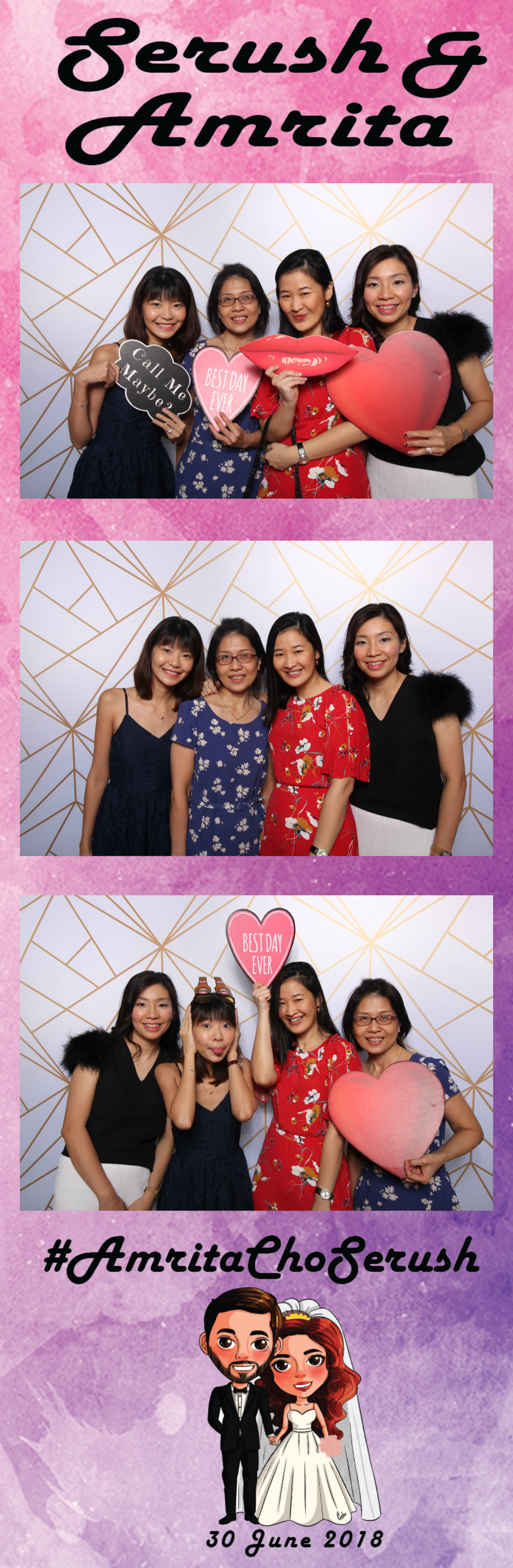 whoots photo booth singapore wedding (17