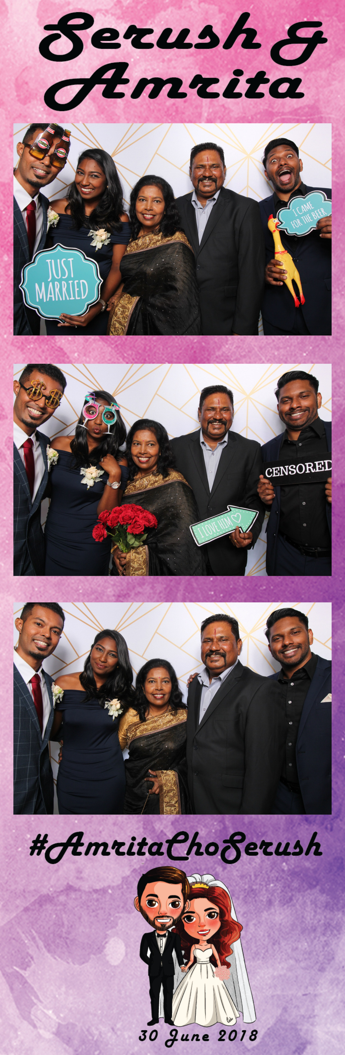 whoots photo booth singapore wedding (16