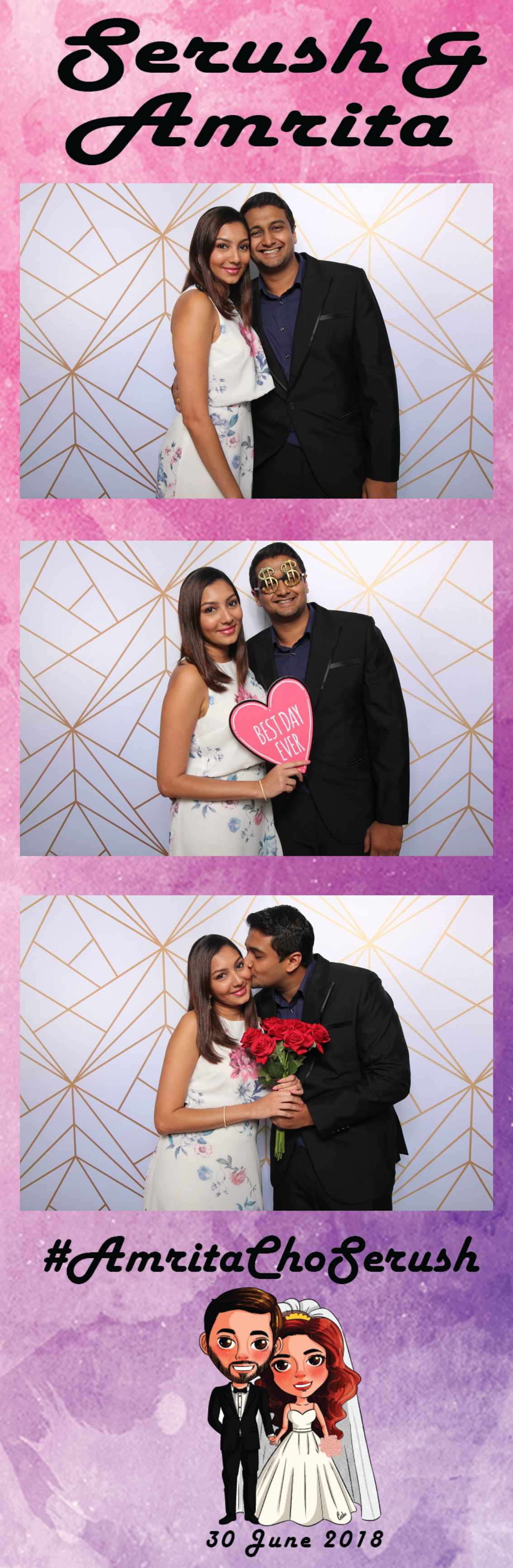 whoots photo booth singapore wedding (14