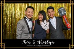 Ken Sherlyn wedding photo booth (22)