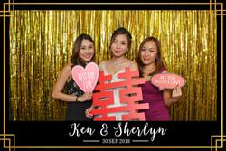 Ken Sherlyn wedding photo booth (11)