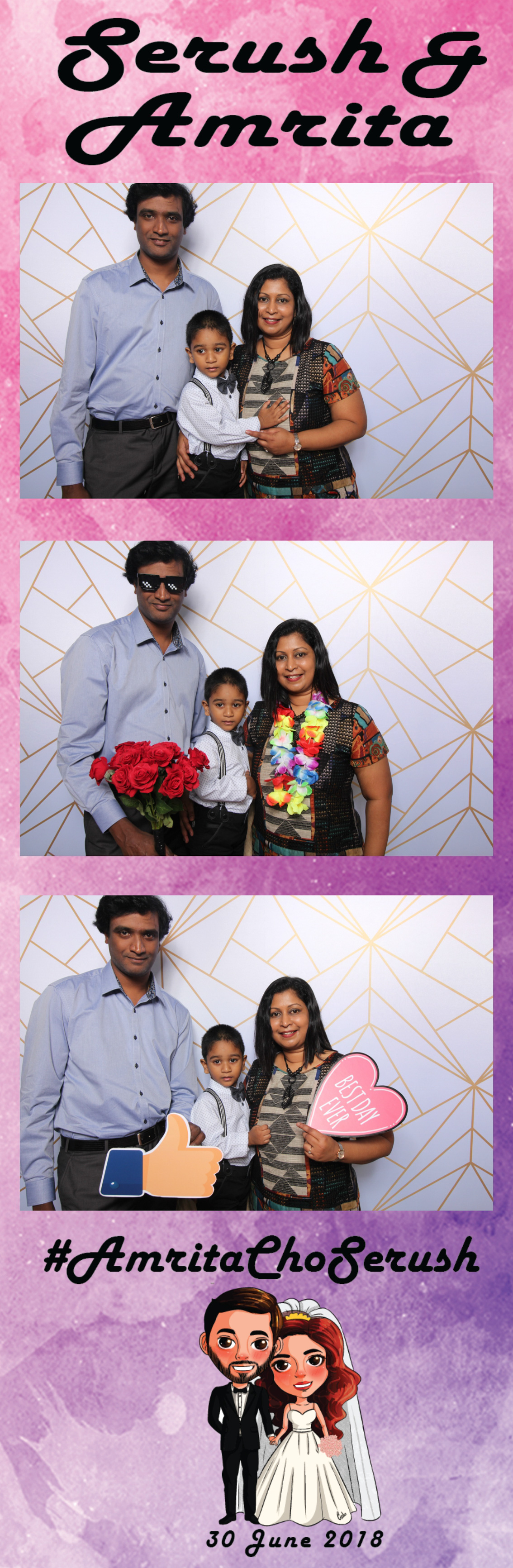 whoots photo booth singapore wedding (5