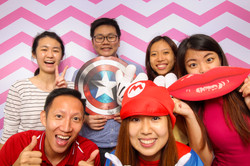 Photo booth Evergreen (80)