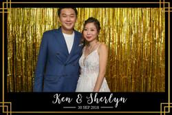Ken Sherlyn wedding photo booth (15)
