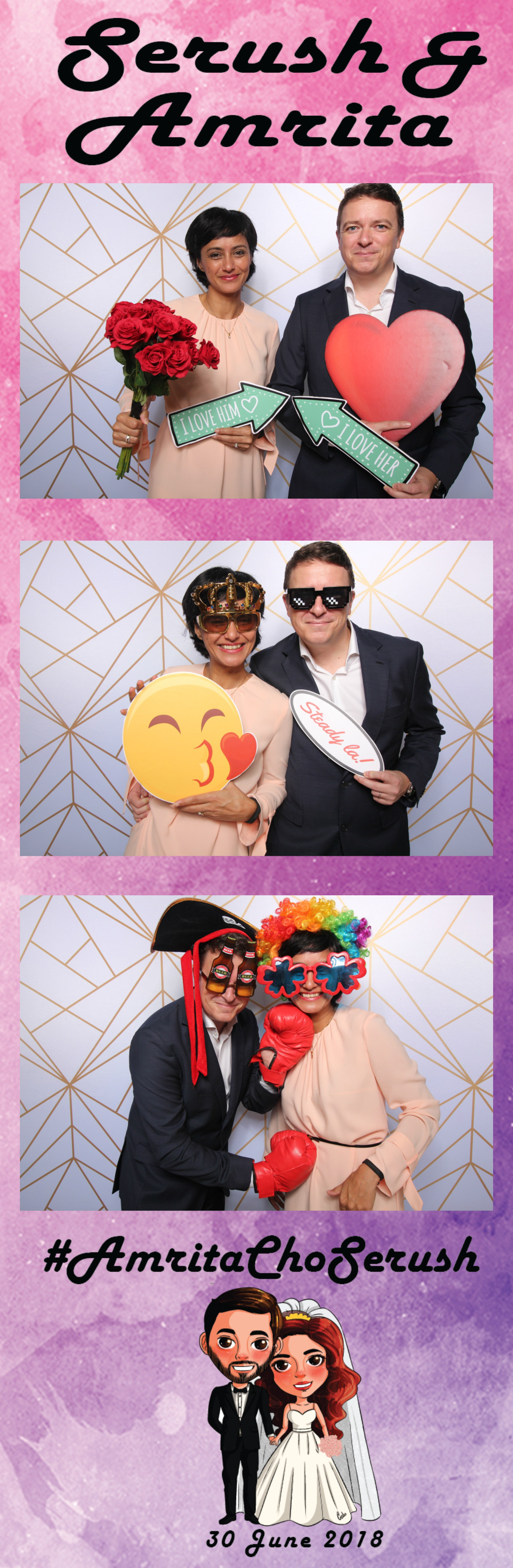 whoots photo booth singapore wedding (6